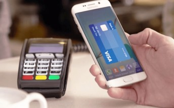 Samsung Pay has rung up 1 trillion KRW ($850 million) in transactions in South Korea