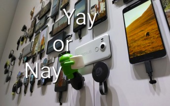 Weekly poll: Nexus 5X and Nexus 6P vie for your affections