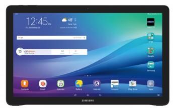 18.4-inch Samsung Galaxy View lands at AT&T on November 20