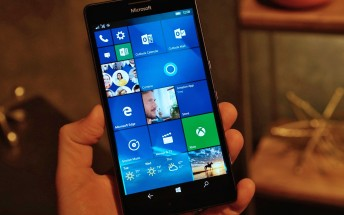 Microsoft Lumia 950 is out at AT&T online tomorrow, in stores on Nov.20