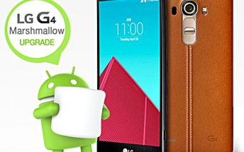 Android 6.0 Marshmallow rolling out to LG G4 in South Korea