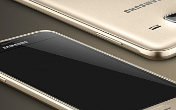 Samsung Galaxy J3 launched with quad-core CPU, 720p screen