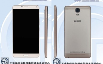 Gionee GN8001 with 6-inch display and 3GB RAM receives TENAA certification