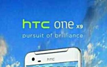 New leaked HTC One X9 render offers a better look at the device