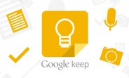Google Keep for iOS gets Notification Center widget and share sheet support