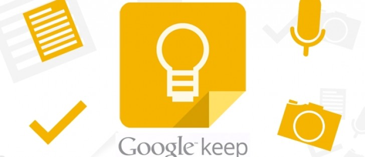 Google Keep for iOS gets Notification Center widget and share sheet support  - GSMArena blog