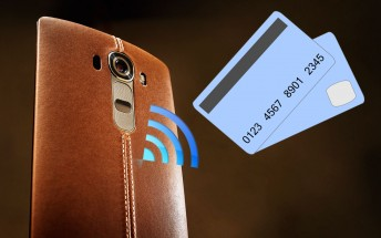 LG G Pay will allegedly require a special card to work