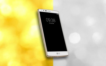 LG G4 White Gold Edition released, Korean exclusive for now
