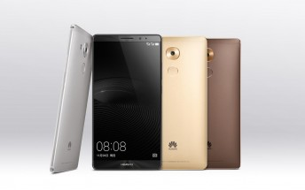 Huawei has already sold a million Mate 8 units