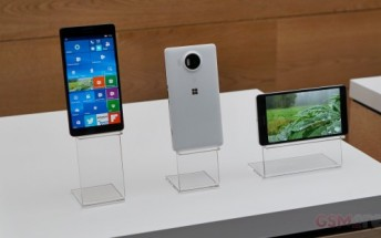 Lumia 950 and 950 XL already available at some Microsoft retail stores in US