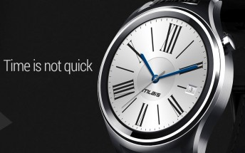 Mlais smartwatch: classic look and dedicated smartwearable chipset