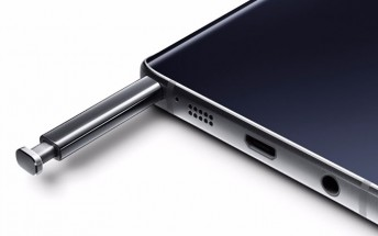 Samsung Galaxy Note5 now comes with S-Pen warning