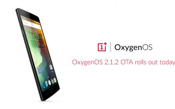 OnePlus 2 starts getting OxygenOS 2.1.2 update