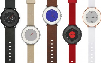 Pebble Time Round becomes available on November 8