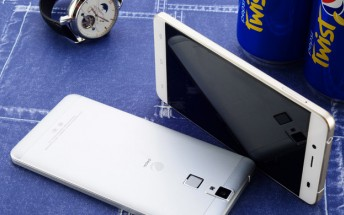 Pepsi Phone P1 - an affordable, metal phone with a fingerprint reader