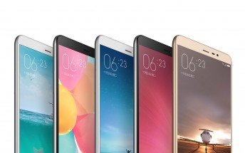 Xiaomi announces Redmi Note 3 with 5.5