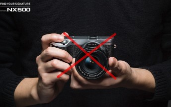 Samsung to allegedly discontinue its line of digital cameras