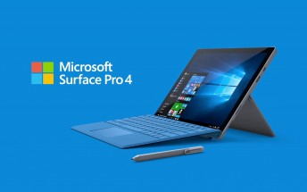 Microsoft Surface Pro 4 gets new update