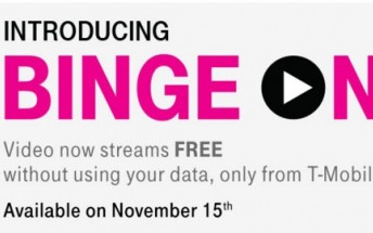 T-Mobile UnCarrier X announced - 24 video streaming services that won't eat your data