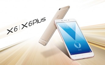 Meet the vivo X6 and X6Plus - a melding of metal and AMOLED