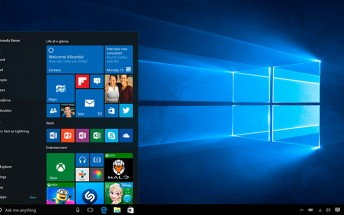 Windows 10 receives its first big update starting today