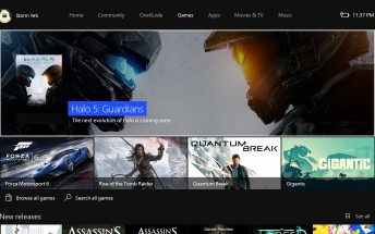 Xbox One update brings new UI, backwards compatibility