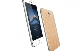 ZUK Z1 gets a special edition with oak wood back cover