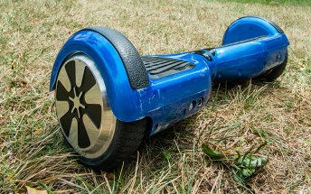 Amazon pulls listings for hoverboards over battery concerns