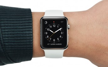 Apple Watch gets v2.1 update: new languages and bug fixes