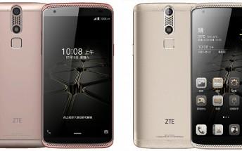 Pressure-sensitive ZTE Axon mini Premium now available globally