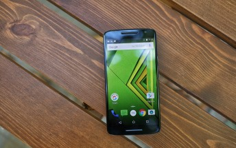 Marshmallow update rolling out for Canadian Moto X Play