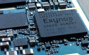 Samsung Exynos 8870 chip surfaces