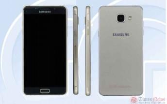 Samsung Galaxy A5 (2016) with 5.2-inch display passes through TENAA