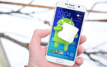 Android 6.0 beta seeding to Galaxy S6 and S6 edge in the UK