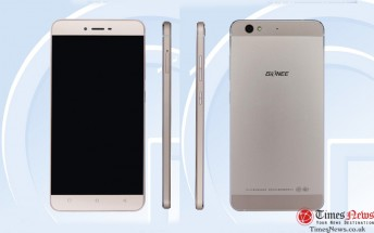 Two more Gionee phones (GN9010L and GN5001S) pass through TENAA