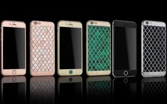 Givori's limited iPhone 6s Calypso combines diamonds and sea monsters