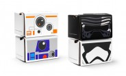Star Wars themed Google Cardboard now out for free