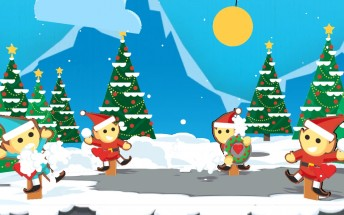 Google launches Christmas versions of a couple of open-source apps with open invitation to developers