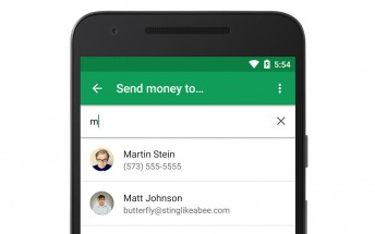Google Wallet users can now send money with just a phone number