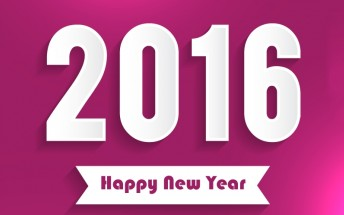 Happy New Year 2016 from our team, best wishes to all