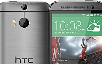 Sprint HTC One M8 Marshmallow update imminent