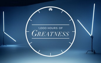 Huawei launches 1,000 Hours of Greatness contest to help you pursue your dreams