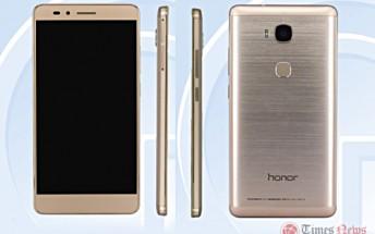 Huawei KIW-AL20 with 5.5-inch display and octa-core CPU clears TENAA