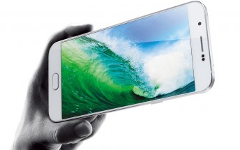Samsung Galaxy A8 for Japan with an Exynos 5433 SoC is now official
