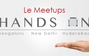 LeTV is organizing fan meetups in several cities in India
