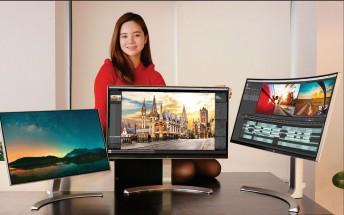 LG teases USB-C monitors and Google Cast soundbars ahead of CES