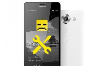 Microsoft suspends Lumia 950 update, due to bugs