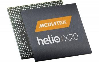 Mediatek Helio X20 posts record scores on GeekBench