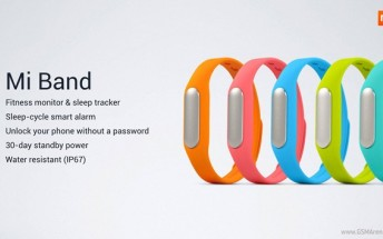Over 10 million Mi Band units were shipped in first three quarters this year
