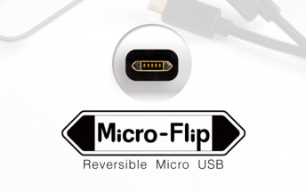 Crowd-funded MicroFlip reversible micro USB cable starts shipping to pledgers